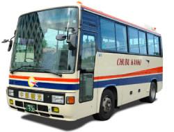 小型バス(24シートまたは25シート)